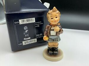 Hummel-Figurine-554-Frechdachs-4-1-8in-1-Choice-With-Top-Zustand