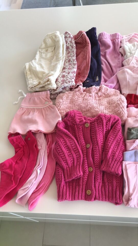 Blandet tøj, Blandet tøj str. 50 og 56. , Name it