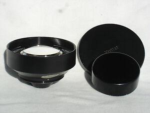 VIVITAR TELEPHOTO CONVERTER Lens 48/82 48 / 82