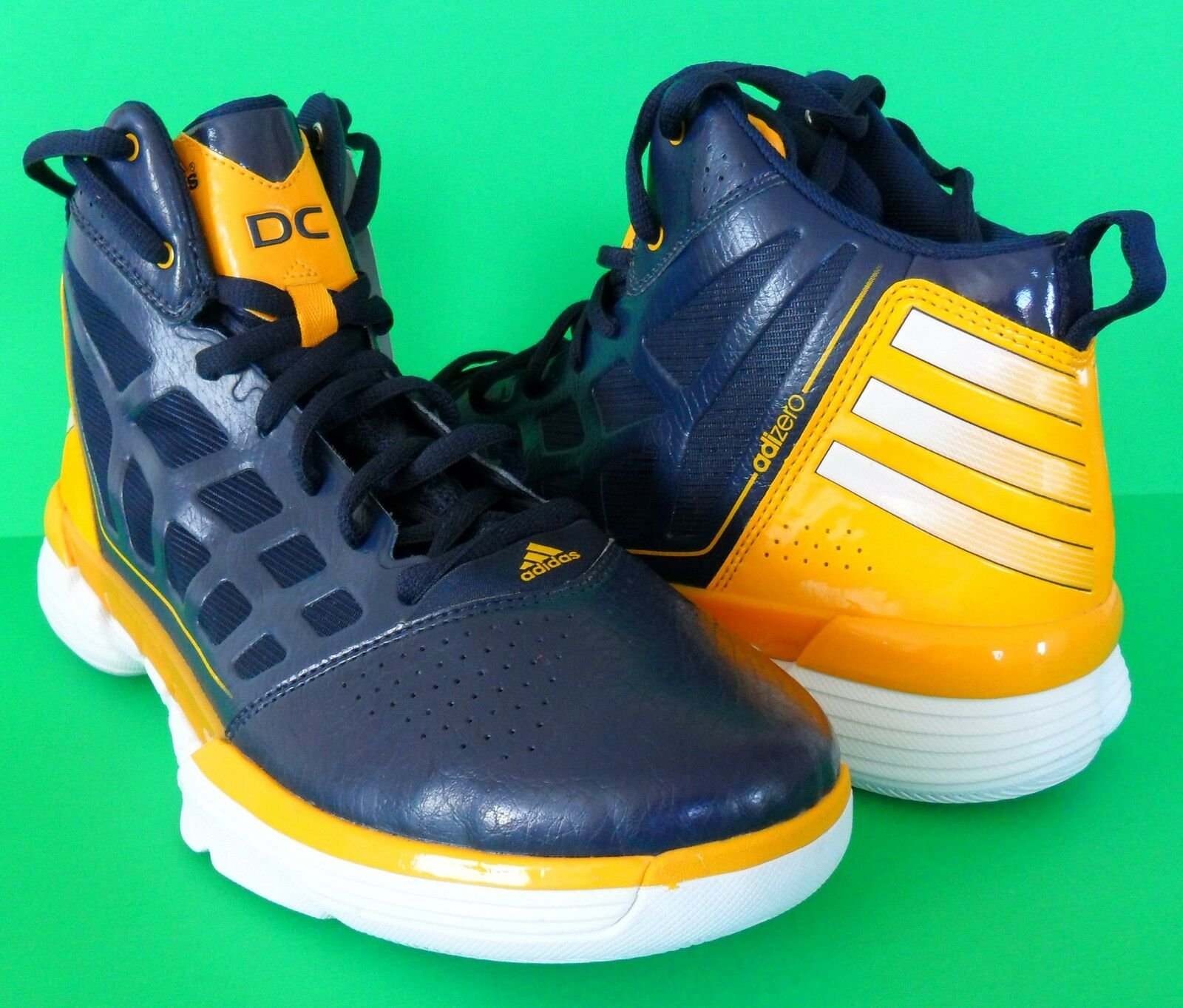 Limitata ed - adidas adizero darren collison pallacanestro scarpa - ombra dc pallacanestro collison Uomo sz 11,5 6ce123