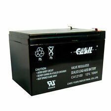 12V 10AH SLA Battery replaces REC10-12 ES10-12S PSH-12100F2 UB12100-S
