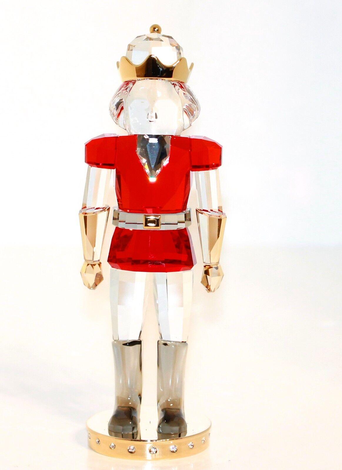 Swarovski Figurine Casse-Noisette avec Nr.5060260 avec Casse-Noisette Original Emballage 9ee854