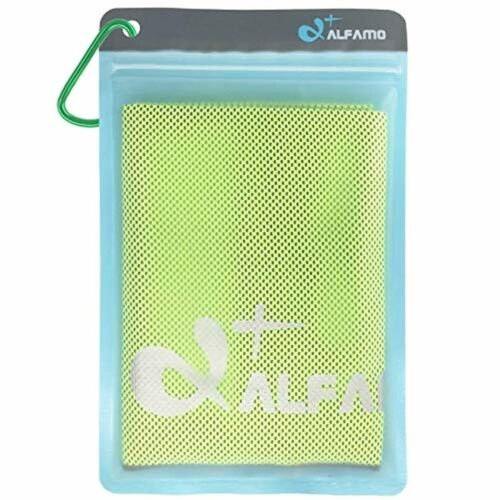 Fitness Gym Workout Yoga C Travel Alfamo Cooling Towel for Sports Pilates