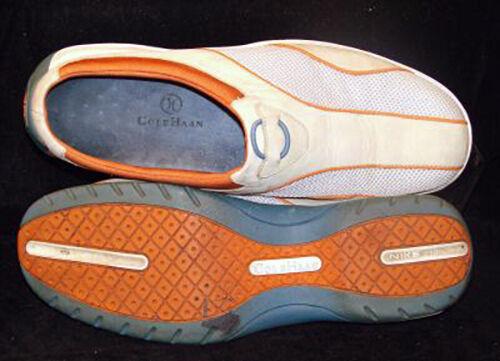 New COLE HAAN Slip Damens Leder Mesh Slide Slip HAAN On Casual Comfort Mule Schuhe Sz 9.5 B 7d58aa