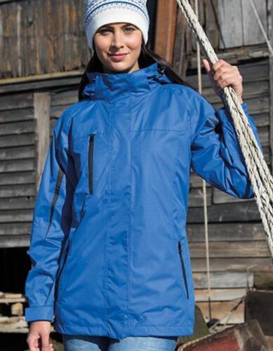Damen 3 Journey In 1 Softshell Jacket zOxfpz