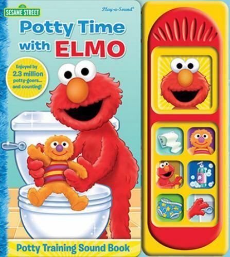 Sesame Street - Potty Time with Elmo - Potty Training Sound