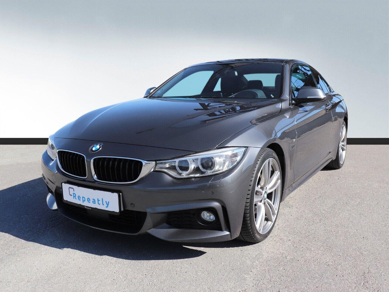 BMW 428i - Coupé aut.