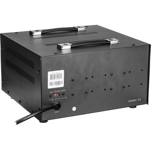 Sevenstar AR-5000W Watt Up//Down Transformer Regulator//Stabilizer 120V-220V Volt