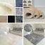 Teppich-Hochflor-Shaggy-Flokati-Langflor-Laeufer-Fussmatte-Weich-Groessen-und-Farben Indexbild 1