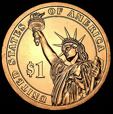 Mint Roll 2012 P Chester A Arthur ~ Pos A ~ Presidential Dollar from U.S