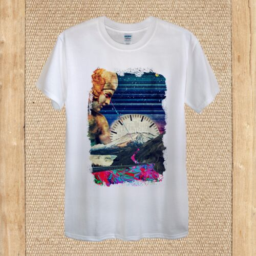 Nephilim Creative T-shirt Design God Mountain Time quality unisex women fitted