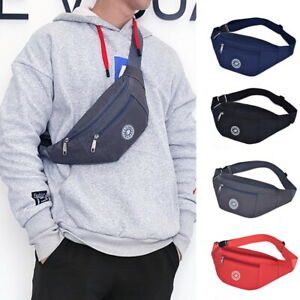 Bum-Fanny-Pack-Travel-Waist-Festival-Money-Belt-Leather-Pouch-Holiday-Wallets