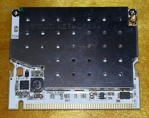 5Ghz 802.11a Wifi 108Mbps Ubiquiti UBNT XR5 XtremeRange5 600mW 28dBm