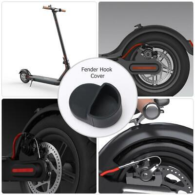 Electric Scooter Rear Tire Fender Mud Guard with Hook Cover for Xiaomi M365
