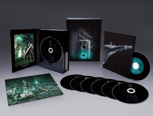 FINAL FANTASY VII FF7 REMAKE Original Soundtrack SPECIAL EDIT Edition CD Japan