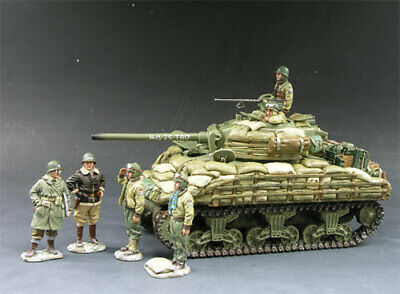 NEW from dealer King /& Country DD045 Sherman Tank NEVER OPENED Mint in Box!
