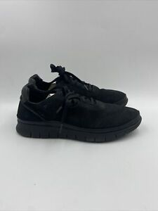 Vionic-Mens-Tucker-Black-Sneakers-Size-7-M-505