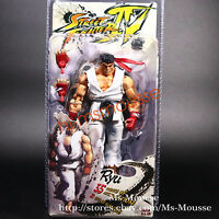 Street Fighter IV Ryu 7 inch Action Figure NECA Series2 Player Select New In Box