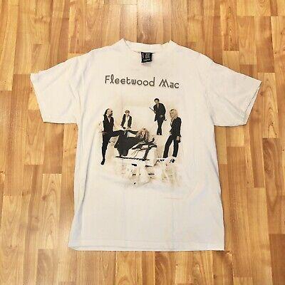 1997 FLEETWOOD MAC REUNION Distressed Longsleeve Vintage Shirt  Size XLarge