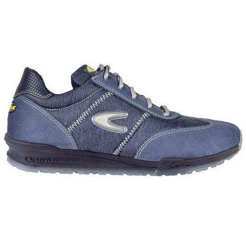 Cofra Uomo Brezzi Scarpe sportive antinfortunistiche da Uomo Cofra Scarpe da lavoro blu 3773c3
