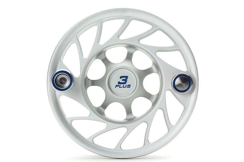 Hatch Gen 2 Finatic Extra Spool - Größe 3 Plus Mid Arbor - Clear/Blau - New