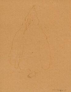 Albert-MARQUET-Dessin-original-signe