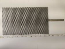 Titanium Mesh Cathode 6 By 10 With Stem Handle