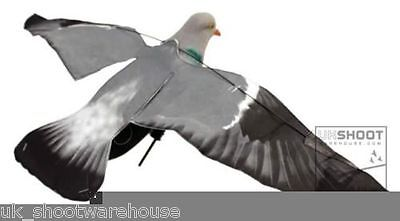 Pigeon Decoys 2 SILLOSOCKS  HYPAFLAP suitable for  ROTARY MAGNET BOUNCER FLOATER