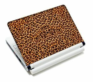Cheetah-Print-Laptop-Sticker-Skin-Decal-For-11-6-15-4-034-Sony-Toshiba-HP-Dell-Acer