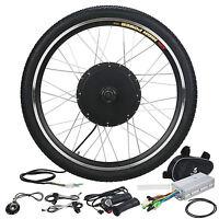 1000w Electric E Bike Conversion Kit 26 Front Wheel Motor Bicycle Hub 48v