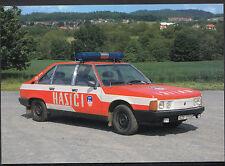 Transport Postcard - Road Transport - Czech Republic Police Vehicle - Hasic E381
