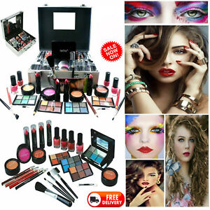 MAKEUP-BEAUTY-COSMETIC-SETS-VANITY-CASE-TRAVEL-MAKE-UP-CARRY-BOX-GIRLS-XMAS-GIFT
