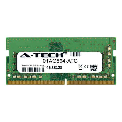 8GB DDR4 2666MHz PC4-21300 SODIMM Memory RAM Lenovo 01AG864 Equivalent