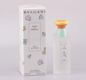 Bvlgari-PETITS-ET-MAMANS-100ml-EDT-EAU-DE-TOILETTE-botella-del-aerosol
