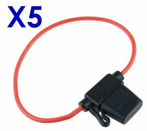 5-x-MEDIO-AUTOMOBILISTICO-Lama-portafusibili-20A