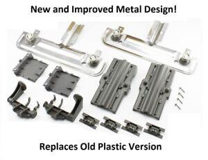 Whirlpool Dishwasher Rack Adjuster Kit W10350376 Genuine New And Improved