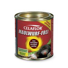 Celaflor Maulwurf-Frei - 50 Kugeln - Maulwurfkugeln Schutz Maulwurfabwehr
