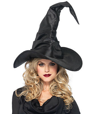 Extra Large Scrunched Witch Hat - Leg Avenue A2741