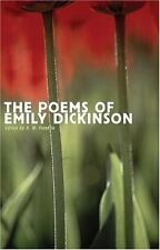 The Poems Of Emily Dickinson By R W Franklin And Emily