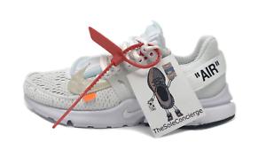 Nike x biancastro presto bianca 2018 aa3830 100 10   us11.100% autentici. | Outlet Store  | Uomini/Donne Scarpa