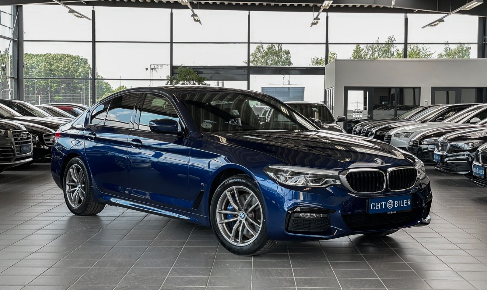 BMW 530e 2,0 iPerformance M-Sport aut. 4d - 479.900 kr.