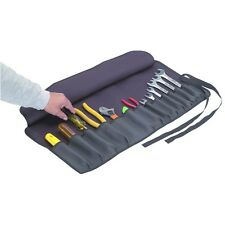 New RollUp 14 Pocket Roll-Up Tool Pouch Wrench Ratchet Bag Box Toolbox Organizer