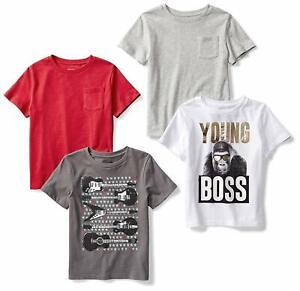 Spotted Zebra Boys Toddler /& Kids Active Short-Sleeve T-Shirt and Shorts Set Brand
