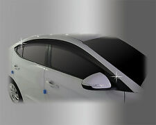 New Smoke Window Vent Visor D073 4pcs for Hyundai Elantra AD 2017