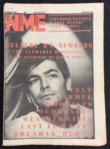 NME-24-March-1984-Culture-Club-Felt-Carmel-Membranes-Weather-Girls-Brendan-Behan