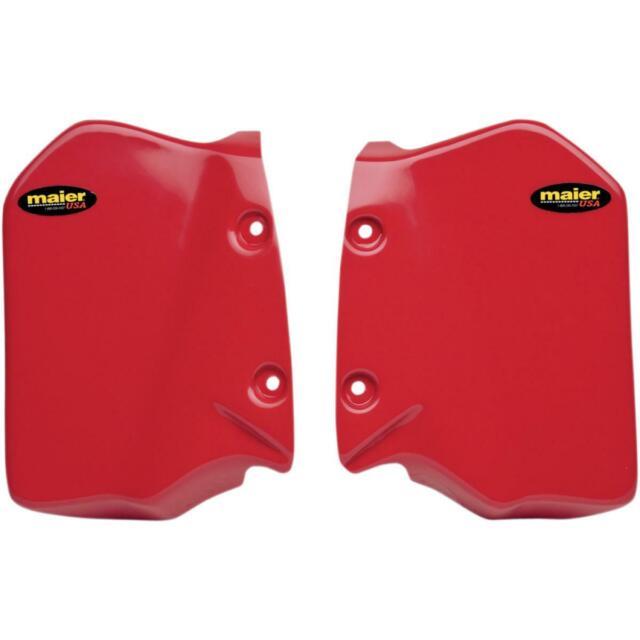 Maier Mfg 580122 Super Air Scoop Red