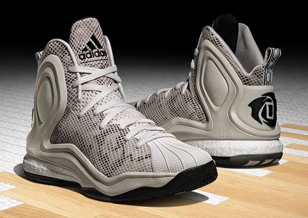 Adidas d rose 5 v förderung superstar superstar superstar pack schlangenhaut shelltoe pe derrick lillard 04f932