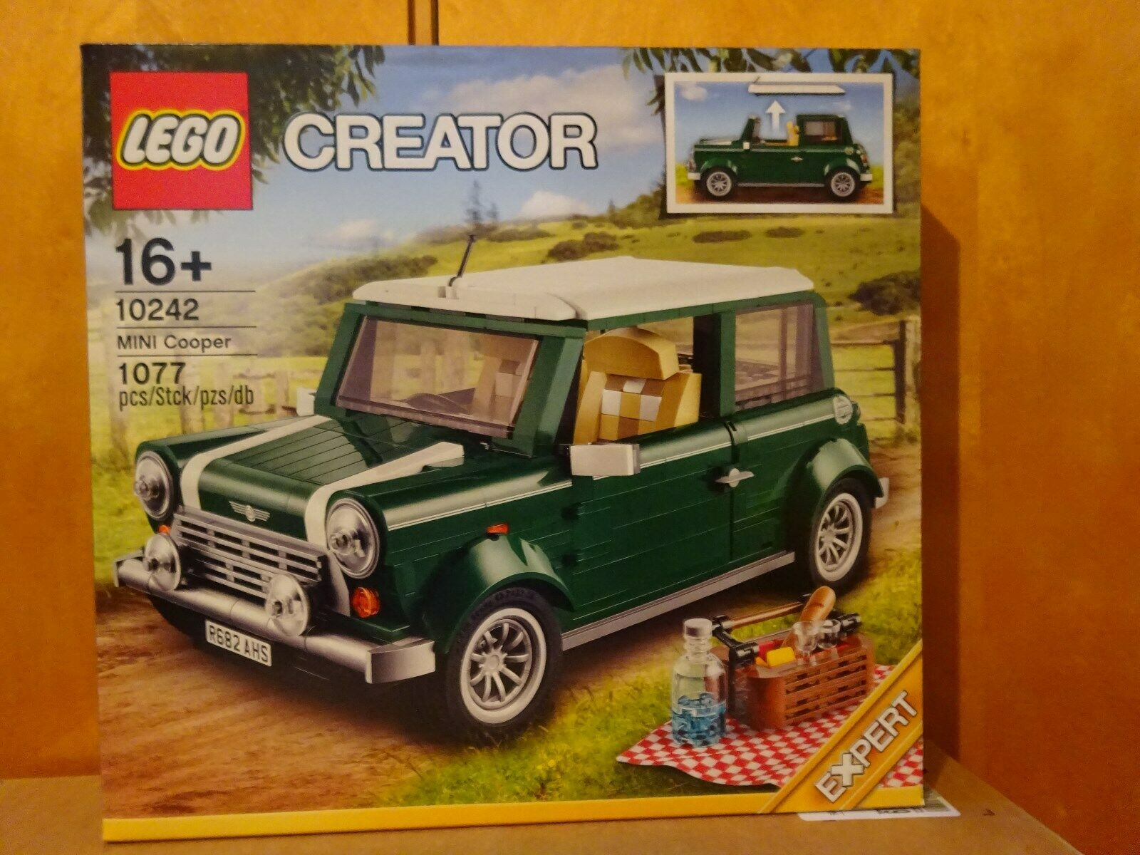 LEGO® 10242 Mini Cooper - NEU - OVP