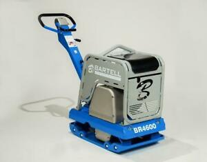 HOC BARTELL BR4600 REVERSIBLE PLATE COMPACTOR + 1 YEAR WARRANTY + FREE SHIPPING Canada Preview