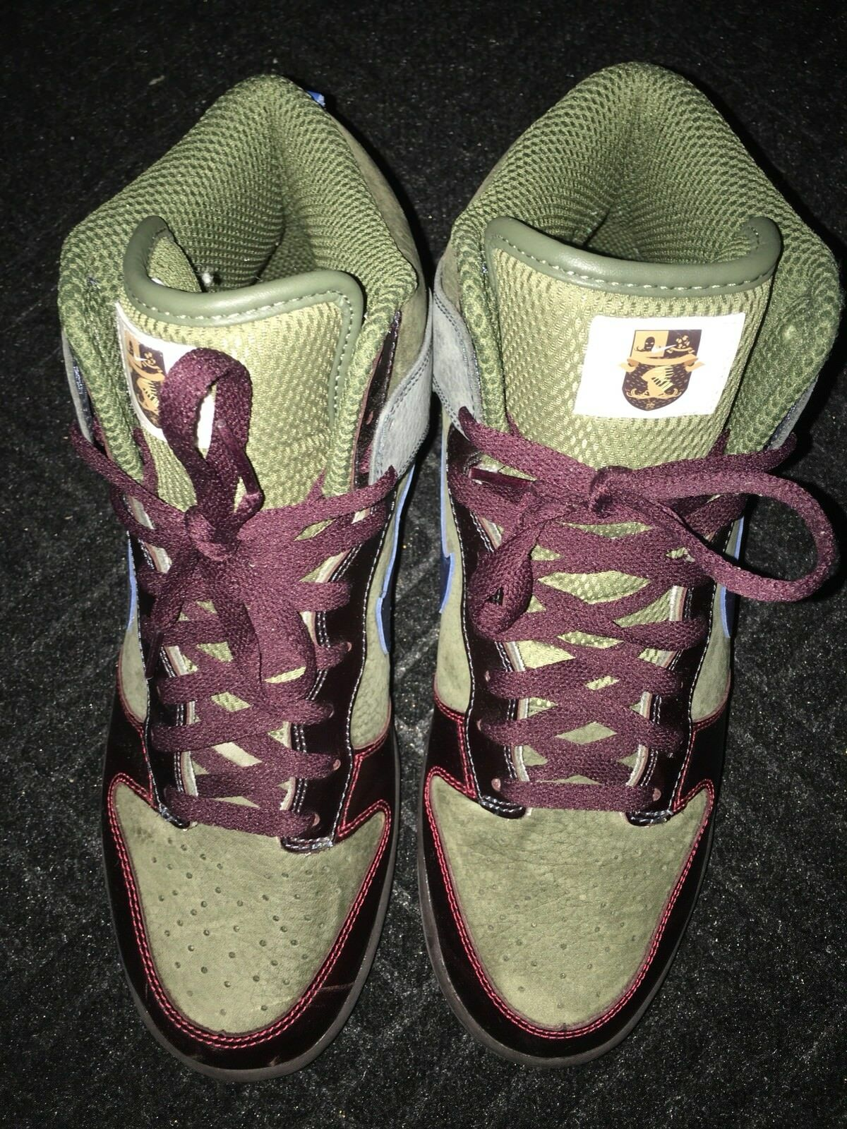 NIKE DUNK | RETRO ARMY OLIVE | VERY GOOD CONDITION  | NO RSRV | SEE LISTING!